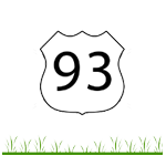 93 Golf Ranch Logo