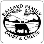 Ballard Family Dairy & Cheese Logo