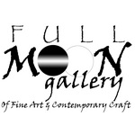 Full Moon Gallery of Fine Art & Contemporary Crafts Logo