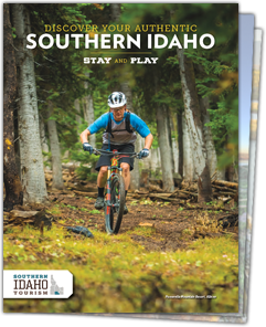 Southern Idaho Tourism 2017 Stay & Play Guide