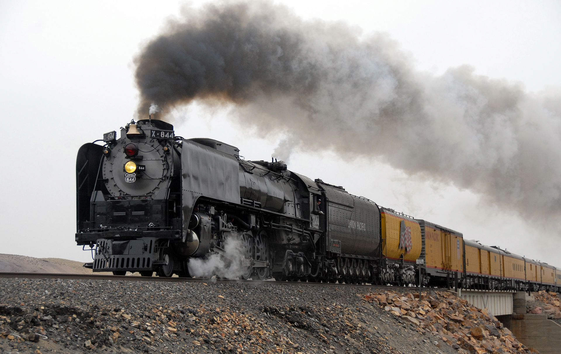 A REAL STEAM ENGINE! - Visit Southern Idaho