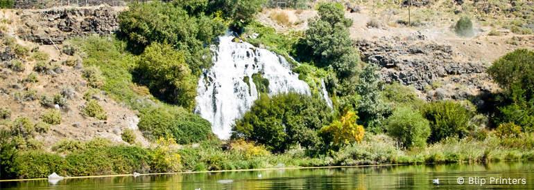 Thousand Springs Hagerman Idaho