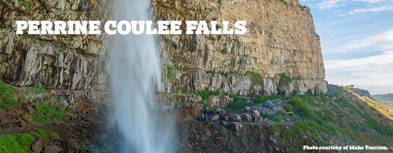 Southern Idaho's Spectacular Waterfalls - Southern Idaho Tourism