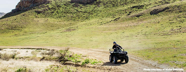 Hit the Trail! Off-Roading in Southern Idaho - Southern