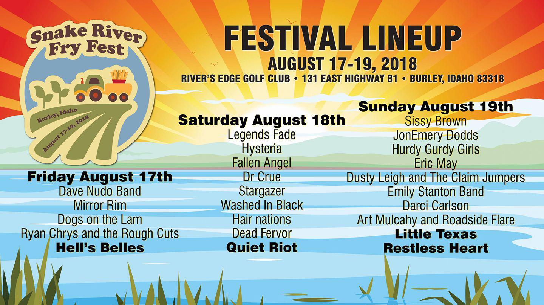 Snake River Fry Fest