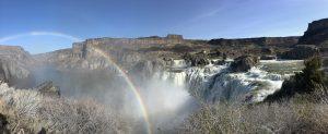 Shoshone Falls Pano