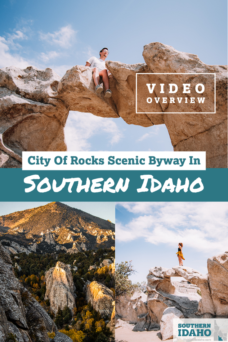 City of Rocks Scenic Byway