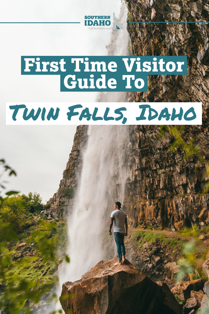 Twin Falls, Idaho! As a first time visitor you don't want to miss out on the major Southern Idaho landmarks and incredible local businesses!