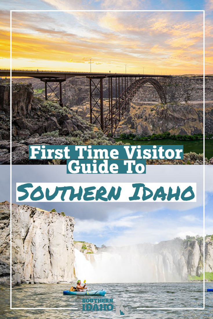 Twin Falls, Idaho. First time guide, Southern Idaho, Perrine Bridge