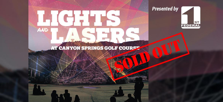 Lights & Lasers